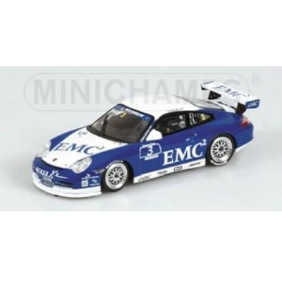 ミニチャンプス 400046203 1/43 ポルシェ カレラ 2004 MINICHAMPS PORSCHE 911 GT3 PORSCHE CARRERA CUP