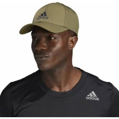 アディダス メンズ 帽子 アクセサリー adidas Men's Decision II Cap Focus Olive