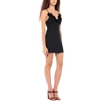 PEPITA ビーチドレス ブラック 46 ナイロン 86% / ポリウレタン 14% ビーチドレス