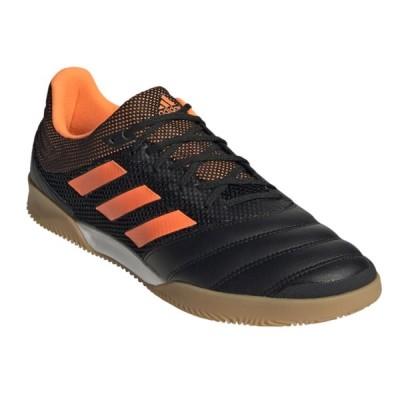 アディダス コパ20.3INサラ COPA EH1494 メンズ フットサル シューズ 2E : ブラック×オレンジ adidas