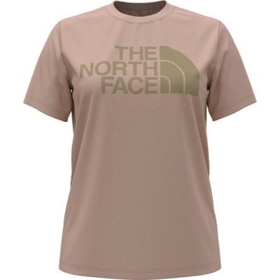 【倍倍ストア】(取寄)ノースフェイス ハーフ ドーム ショートスリーブ Tシャツ - レディース The North Face Half Dome Short-Sleeve T-Shirt - Wom 倍々ストア