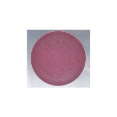 ピンクはじき刷毛目 15cm  5枚セット
