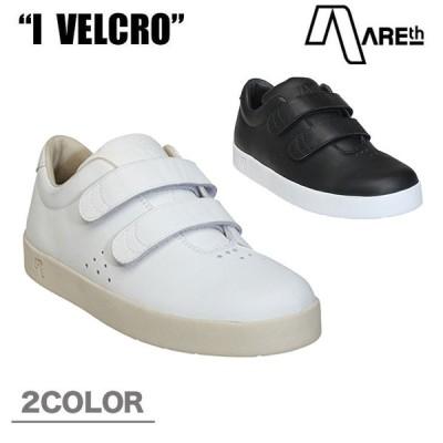 AREth アース スニーカー靴 I VELCRO ワン ベルクロ 2017FWモデル 各2色 23.5-28.6cm