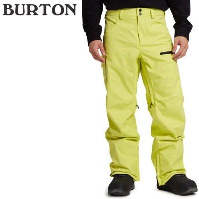 バートン ウェア パンツ 20-21 BURTON COVERT PANT Limeade スノーボード 日本正規品