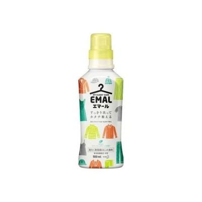 花王 エマール 洗濯洗剤 リフレッシュグリーンの香り 本体 500ml 洗濯用洗剤