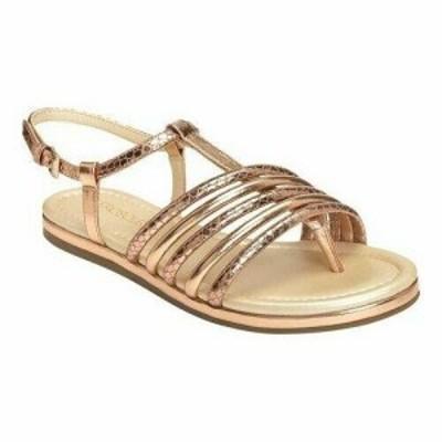 Aerosoles エアロソールス ファッション サンダル Aerosoles Womens  Droplet T Strap Thong Sandal