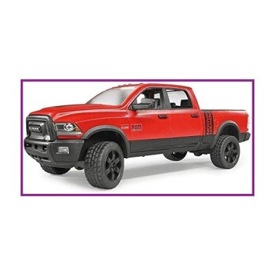 Bruder Ram 2500 Power Pick Up Truck Vehicle【並行輸入品】
