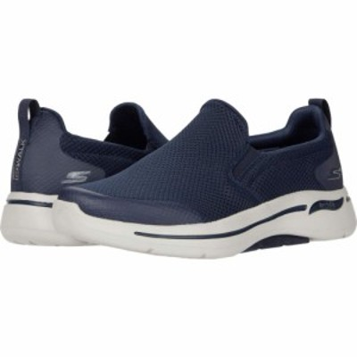 スケッチャーズ SKECHERS Performance メンズ スニーカー シューズ・靴 Go Walk Arch Fit - Togpath Navy/Grey