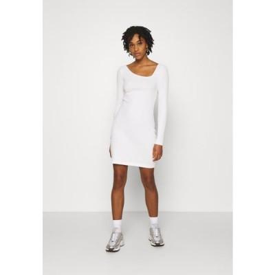 レディース ドレス Jumper dress - off-white