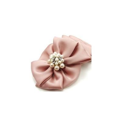 haclm656nnnpk ヘアアクセサリー 髪飾り (リトルムーン) クリップピン アスティ ピンク