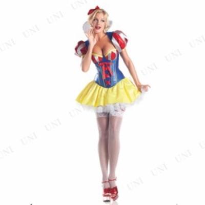 コスプレ 仮装 スイートハート・スノー コスプレ 衣装 ハロウィン 仮装 大人用 コスチューム 女性 童話 プリンセス ドレス 白雪姫 グッズ