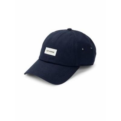 コンバース メンズ アクセサリ 小物 Logo Cotton Baseball Cap