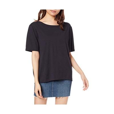 アイスブレーカー Tシャツ テックライト ショートスリーブ クルー レディース ディープミッドナイト US M (日本サイズL相当)