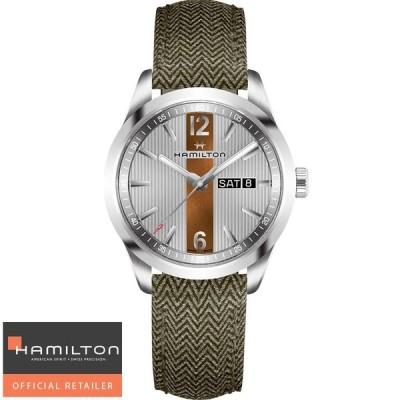 HAMILTON ハミルトン 腕時計  Broadway DayDate Broadway DayDate ブロードウェイ デイデイトクォーツ  H43311985 国内正規品 メンズ