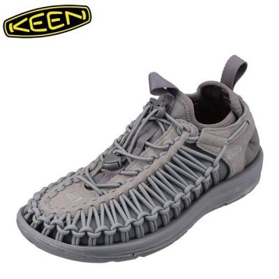 キーン KEEN 1019955 レディース | スニーカー | 大きいサイズ対応 | ブーティ | UNEEK HT | グレー