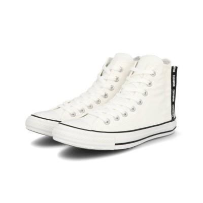 converse コンバース ALL STAR LOGOFLAPZIP HI メンズスニーカー 1SC375 ホワイト【メンズ】