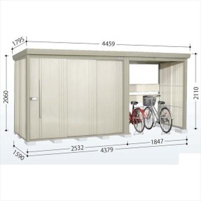 物置 屋外 おしゃれ タクボ物置 TP/ストックマンプラスアルファ TP-43R15 一般型 標準屋根 『追加