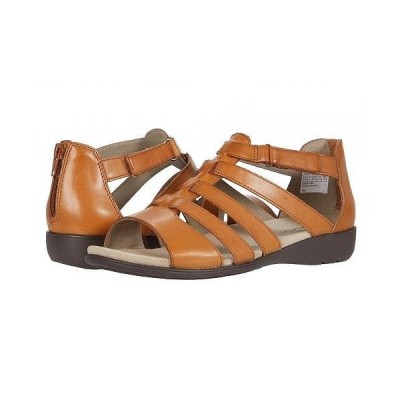 Aravon アラヴォン レディース 女性用 シューズ 靴 サンダル Abbey Gladiator - Tan