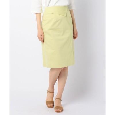 スカート アシメタイトスカート