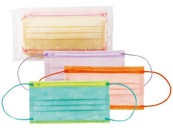 盛籐~蜜糖系列 成人平面醫療用口罩(1包10入) 款式可選【DS001122】MD雙鋼印