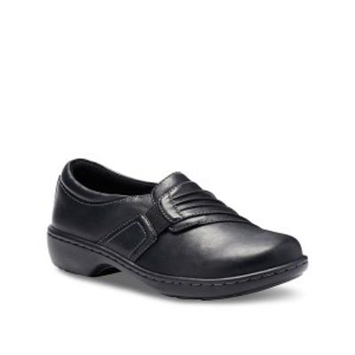 イーストランド レディース サンダル シューズ Eastland Women's Piper Slip-On Flats Black