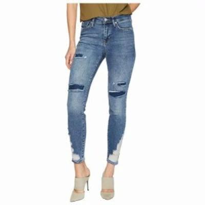 フリーピープル ジーンズ・デニム About a Girl HR Skinny Jeans Indigo Blue