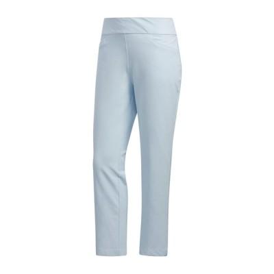 アディダス レディース カジュアルパンツ ボトムス Ultimate365 Adistar Cropped Pants SKYTIN