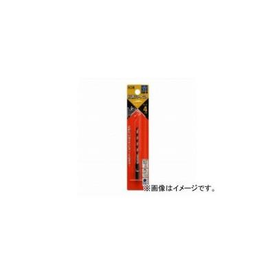 スターエム/STAR-M No.5B 先三角ショートビット 4mm JAN:4962660520402
