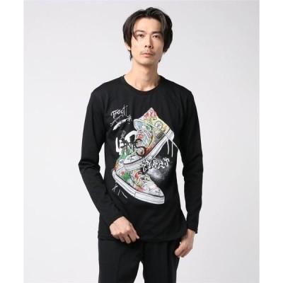 tシャツ Tシャツ SNEAKERS LONG T-SHIRT