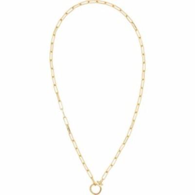 ゴリアナ GORJANA レディース ネックレス ジュエリー・アクセサリー Parker Link Collar Necklace Gold
