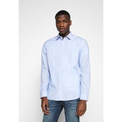 ジャック アンド ジョーンズ シャツ メンズ トップス JJEPLAIN - Shirt - blue