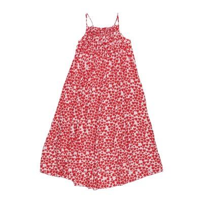 ステラ マッカートニー キッズ STELLA McCARTNEY KIDS ワンピース&ドレス レッド 14 レーヨン 100% ワンピース&ドレス