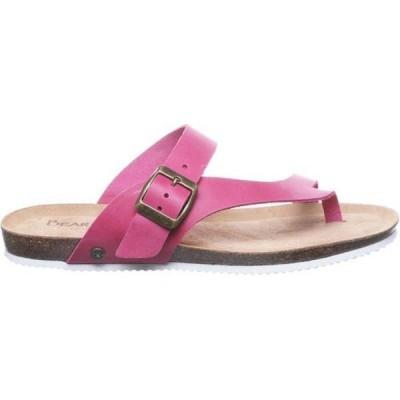 ベアパウ レディース サンダル シューズ BEARPAW Women's Oceania Sandals
