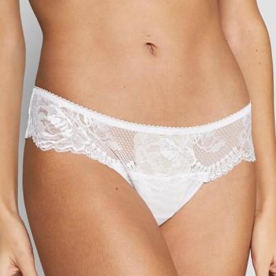 レディース ファッション BRIGITTA - Thong - white