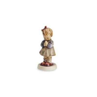 フンメル人形 Hummel Evening Prayer 155191 女の子 フィギュリン