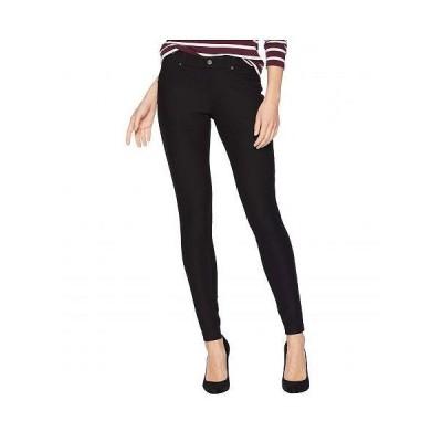 HUE ヒュー レディース 女性用 ファッション ジーンズ デニム Essential Denim Leggings - Black