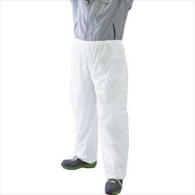 TRUSCO エレブレイク(コロナ放電式帯電防止不織布)ズボン M(TELPC-Z-M)