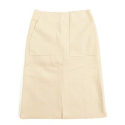 【ソノタ】 シックウィッシュ スカート オフホワイト M 未使用【中古】【正規品保証】36633