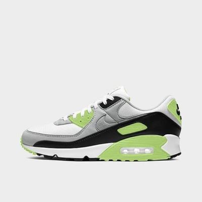 ナイキ メンズ エアマックス 90 Nike Air Max 90 スニーカー White/Light Smoke Grey/Black/Particle Grey
