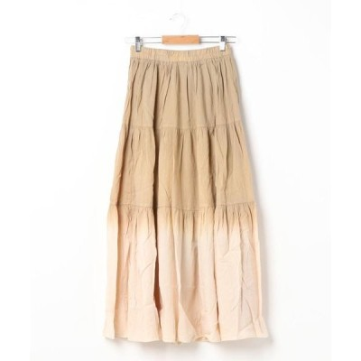 スカート ☆ ティアードスカート