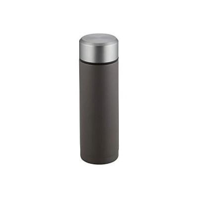 和平フレイズ ポケットに入るミニサイズ 小容量マグ 180ml ブラウン スクリュー栓 コップ1杯持ち歩き プチボトルRH-1526