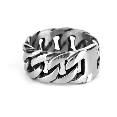 ノーブランド品男性 トーテム リング 指輪 高品質 アクセサリー 重厚感 上品 高?感 装飾