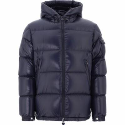 モンクレール Moncler メンズ ダウン・中綿ジャケット アウター Ecrins Down Jacket Blue