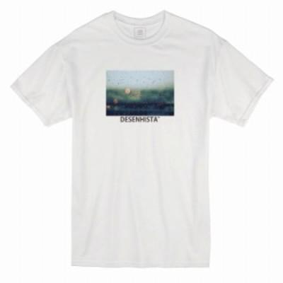 Tシャツ ホワイト 大人 ユニセックス メンズ レディース ビッグシルエット 半袖 ロンT 白T ロゴ シンプル 大きいサイズ 大きめサイズ ス