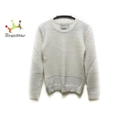 ステファンシュナイダー STEPHAN SCHNEIDER 長袖セーター サイズ1 S レディース 美品 アイボリー 新着 20200422