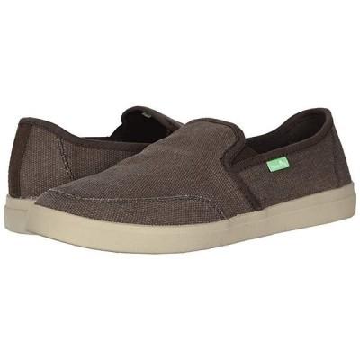 サヌーク Vagabond Slip-On Sneaker メンズ スニーカー 靴 シューズ Brown