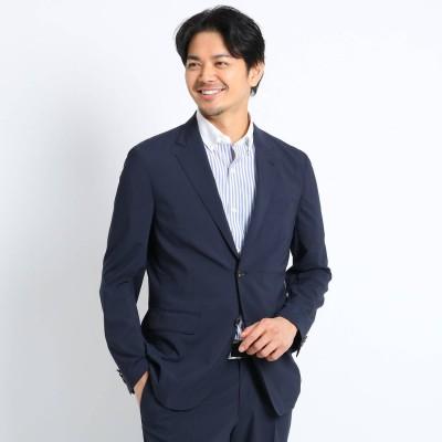 タケオ キクチ TAKEO KIKUCHI 【Sサイズ~】軽量ストレッチジャケット (ネイビー)