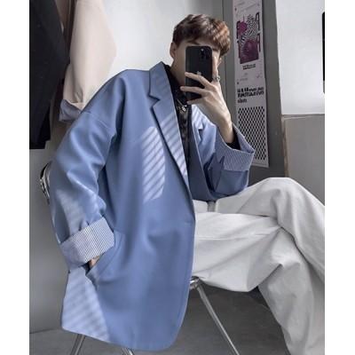 chuclla / 【WB ORIGINALS】【2021SS】Single Silhouette Tailored Jacket MEN ジャケット/アウター > テーラードジャケット