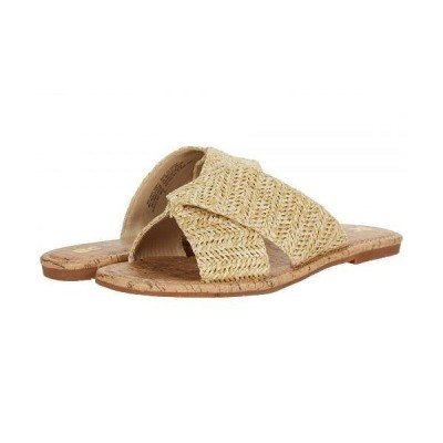 BC Footwear ビーシー レディース 女性用 シューズ 靴 サンダル Fierce - Natural Raffia