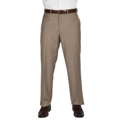 """ドッカーズ メンズ カジュアルパンツ ボトムス Flat Front Performance Stretch Straight Dress Pants - 30-34"""" Inseam KAHKI"""